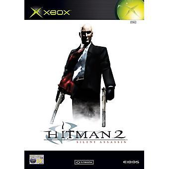 Hitman 2 Silent Assassin (Xbox)-nytt