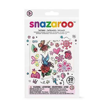 Snazaroo 1198314 Face Paint tatouage Set, meisjes Fantasy