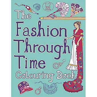 De mode door de tijd kleuren boek door Ann Kronheimer - Ann Kronh