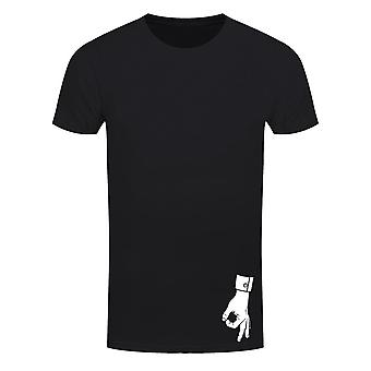 Grindstore miesten ympyrä peli T-paita