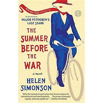 The Summer Before the War by Helen Simonson - 9780812983203 Book