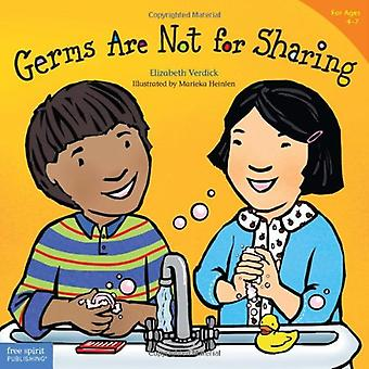 Germs are Not for Sharing (Best Behavior)