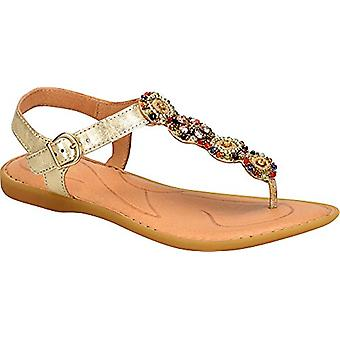 B.O.C Womens Acapilco Open Toe Casual T-Strap Sandals