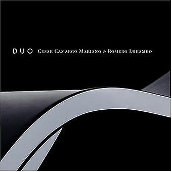 Mariano/Lubambo - Duo [CD] USA import