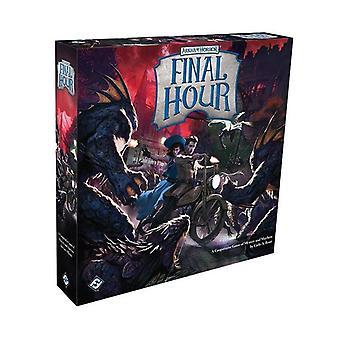 FFG-Arkham Horror: Final Hour-Board Game