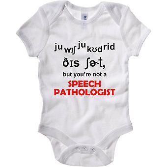 Body newborn white gen0781 speech pathologist