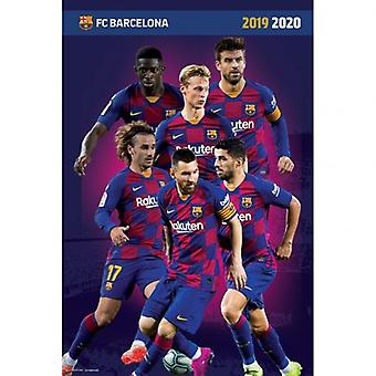 Barcelona Poster Players 19