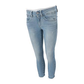 G-Star Lynn Mid Skinny nya kvinnors jeans blå nya byxor