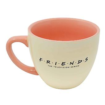 Friends Mug You are my Lobster 3D Sculpted new Official Pink Shaped Boxed