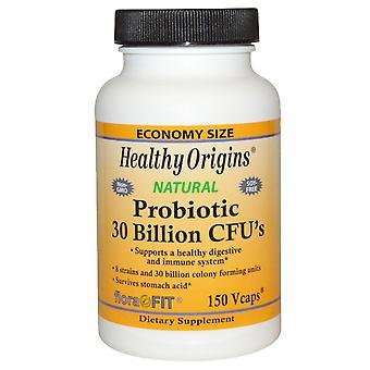 Origins en santé, Probiotiques, 30 milliards de CFU-apos;s, 150 Vcaps