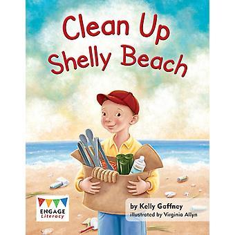 Clean Up Shelly Beach by Kelly Gaffney