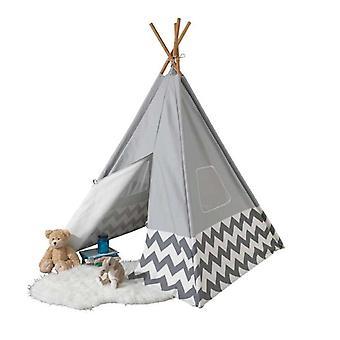 KidKraft Grey Indian Tent