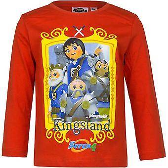 Playmobil Långärmad T-shirt 3 år