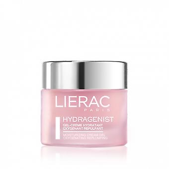Lierac Moisturizing Cream-Gel Normal To Combo 50 ml - Hydragenist Jar 50 ml