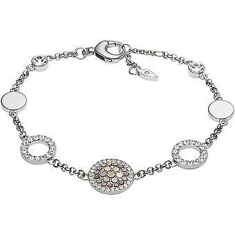 Fossil Vintage Glitz JF02311040 - multiple woman charms Bracelet bracelet