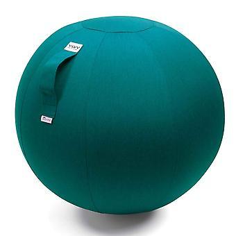 Vluv Aqva buiten zetel bal diameter 60-65 cm Charron teal / blauw-groen
