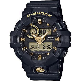 G-Shock GA-710B-1A9ER Analogue-Digital Multi-Function Wristwatch