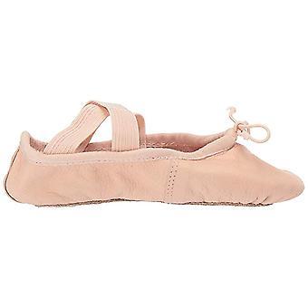 Leo Girls' Ensemble Dance Shoe, Ballet Pink, 11.5 B US Little Kid