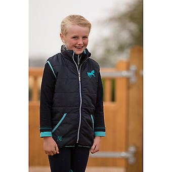 Mark Todd Childrens/Kids Quilted Gilet