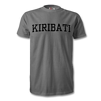 Kiribatin Country t paita