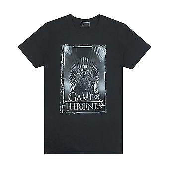 Game Of Thrones Iron Throne Men's T-Shirt
