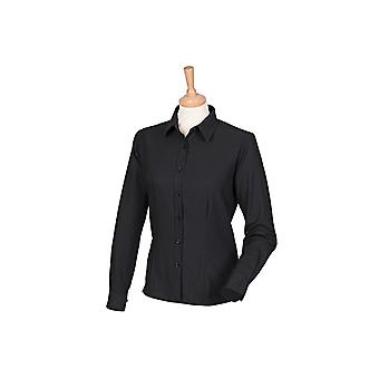 Henbury women's wicking antibacterial long sleeve shirt hb591