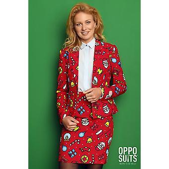 Vánoční kostým Dámské kostýmy Opposuit Slimline 2-kusová prémie