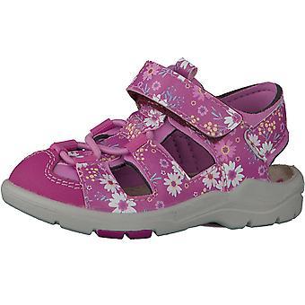 Ricosta Pepino Girls Gery Sandals Rose Pink