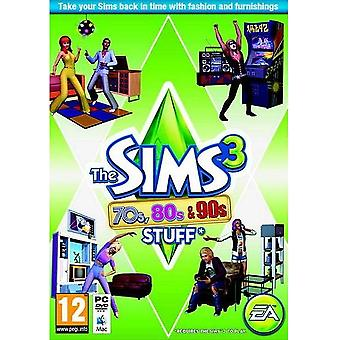 Sims 3 70s 80s & 90s Stuff PC Game