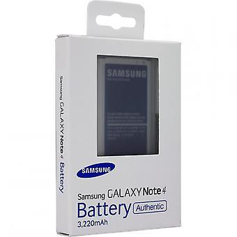 Ambalajul original Samsung EB-BN910BBE Original Li-Ion 3220mAh Battery, Galaxy Note 4 SM-N910