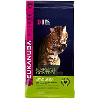Eukanuba Adult Hairball Relief Formula (Cats , Cat Food , Dry Food)