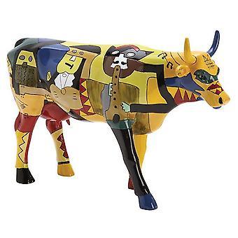 Cow Parade Picowso's Moosicians (stor)