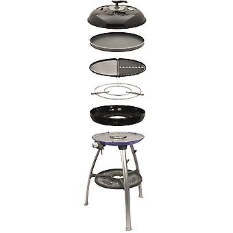 Cadac Carri Chef 2 All In One BBQ With Plancha And Chef Pan