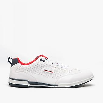 Bugatti 321-72606 Mens Casual Trainers White