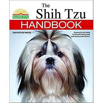 The Shih Tzu Handbook (2nd Revised edition) by Sharon Lynn Vanderlip