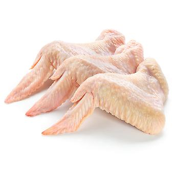 William White Frozen Halal Three Joint Chicken Wings
