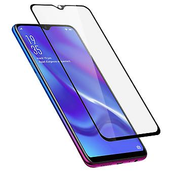 Akashi Oppo RX17 Neo Full Tempered Glass Screen Protector Bevel Screen Black
