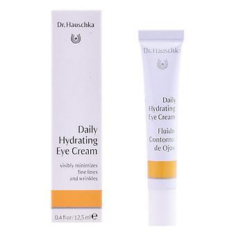 Tratamiento para la hidratación diaria del área ocular Dr. Hauschka