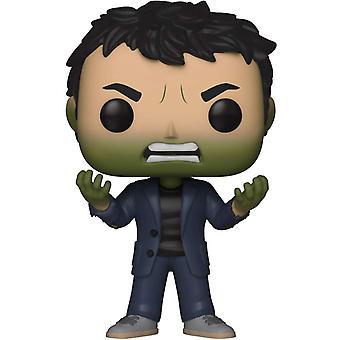 Funko 35776 POP Bobble: Marvel: Infinity War S2: Bruce Banner w/Hulk Head