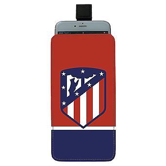 Atletico Madrid Pull-up Mobile Bag