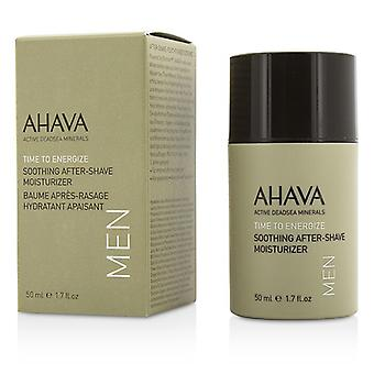 AHAVA tid til at relancerer beroligende aftershave fugtighedscreme 50 ml / 1.7 oz