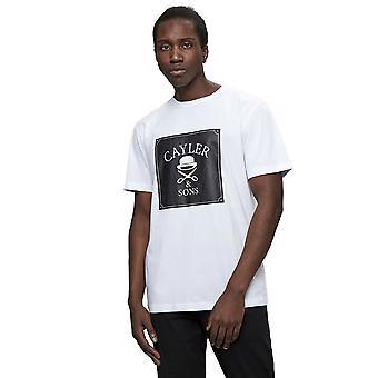 CAYLER en SONS Heren T-shirt WL Box