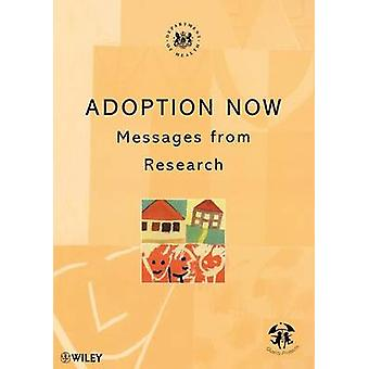 Adoption Now - Messages from Research by Roy Parker - 9780471852049 Bo