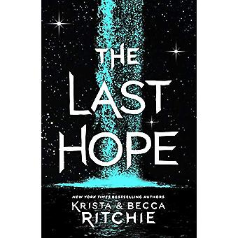 The Last Hope by Krista Ritchie - 9781250128737 Book