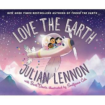 Love the Earth by Julian Lennon - 9781510728547 Book