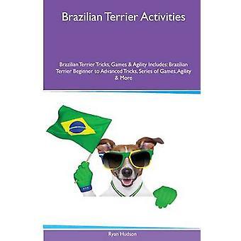 Brazilian Terrier Activities Brazilian Terrier Tricks - Games & A