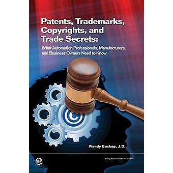 Patents - Trademarks - Copyrights - and Trade Secrets - What Automatio