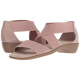 LifeStride Womens Tellie Open Toe Casual Strappy Sandals