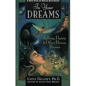 In Your Dreams: Falling, Flying and Other Dream Themes