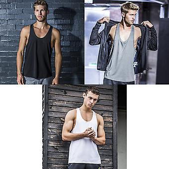 Tombo Mens Muscle Vest
